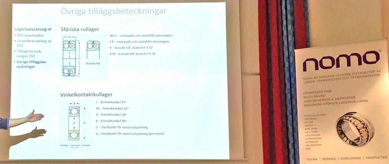 Lecture Borlange