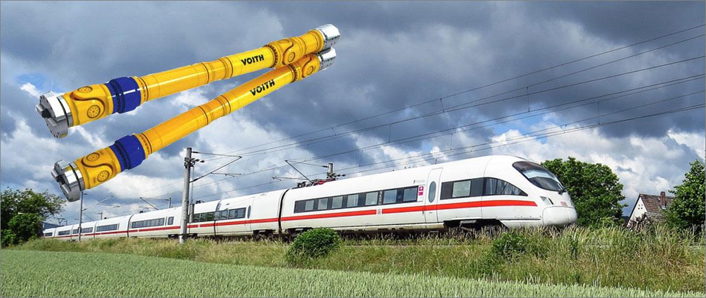 Voith Rail