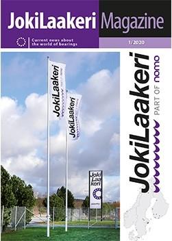 JokiLaakeri Magazine