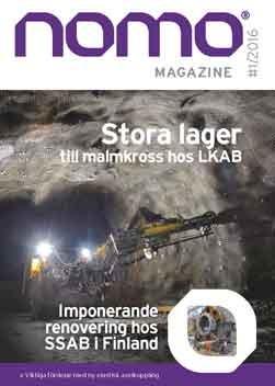 Nomo Magazine 1 2016