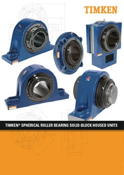 Spherical Roller Bearing Solid-Block Housed Units