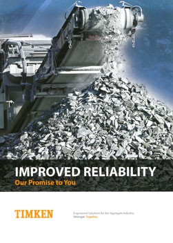 Timken Aggregate Industry