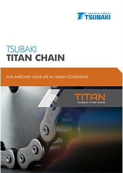 Tsubaki Titan Chain