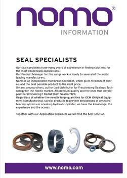 Nomo Seals English