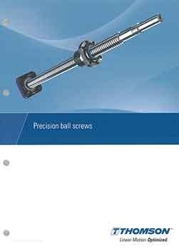 Precision Ball Screws