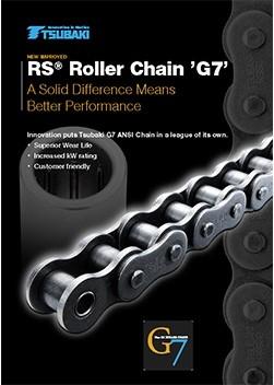 Tsubaki Roller Chain